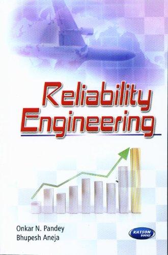 Reliability Engineering: Bhupesh Aneja,Onkar N. Pandey