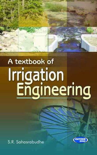 9789350142196: A Textbook of Irrigation Engineering