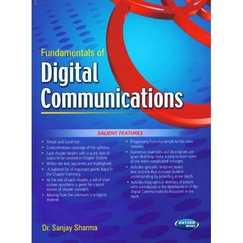 Sanjay Sharma Digital Communication Pdf