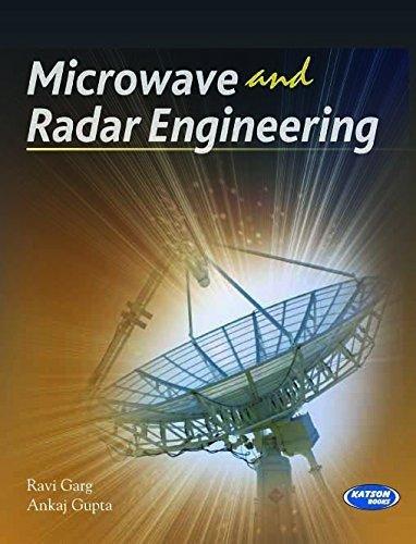 9789350142516: Microwave and Radar Engineering