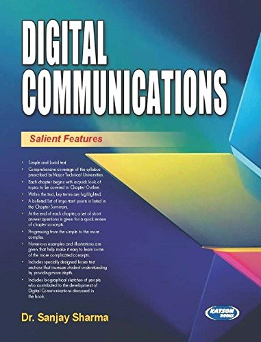 Digital Communication: Dr. Sanjay Sharma