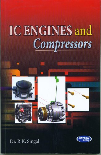 9789350142745: IC Engines and Compressors