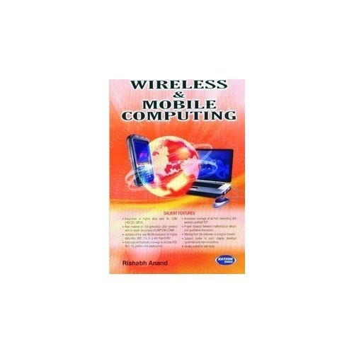Wireless & Mobile Computing: Rishabh Anand