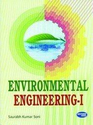 Environmental Engineering-I: Saurabh Kumar Soni