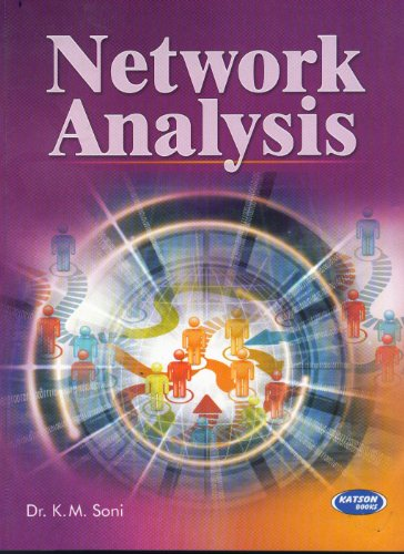 Network Analysis: K.M.Soni