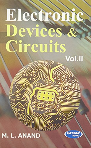 Electronics Devices & Circuits-II: M.L.Anand