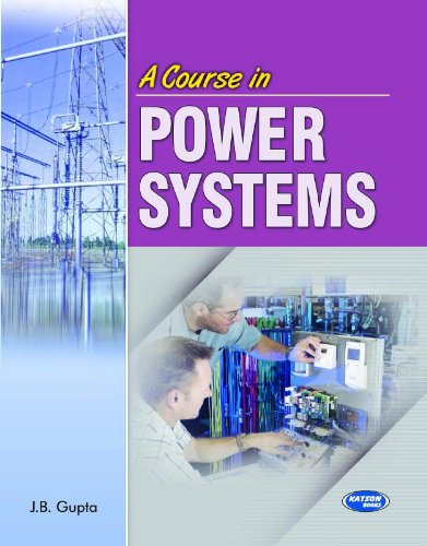 9789350143735: A Course in Power Systems