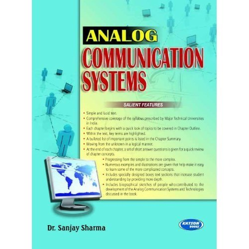 9789350143797: Analog Communication Systems