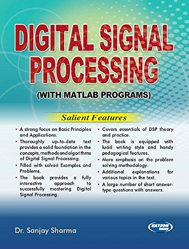 Digital Signal Processing: With Matlab
