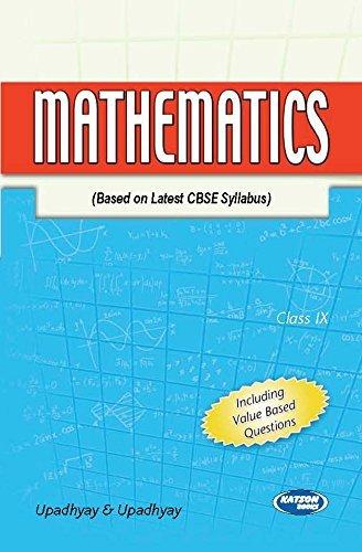 Mathematics (CBSE) (Class - IX) Term I & II