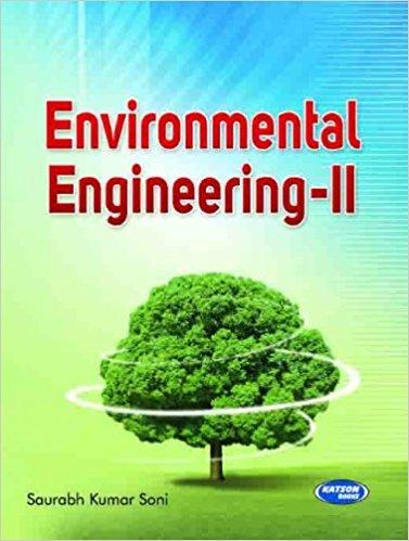 Environmental Engineering-II: Saurabh Kumar Soni