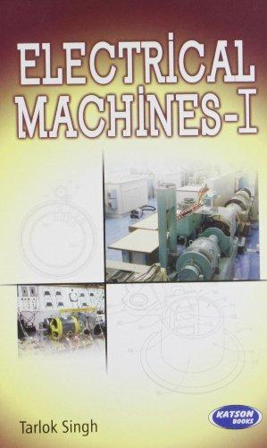 Electrical Machines-I: Tarlok Singh