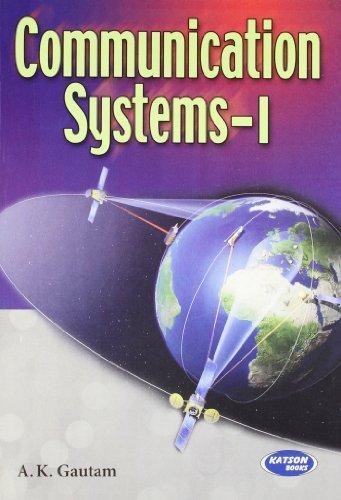 Communication System-I: A.K.Gautam