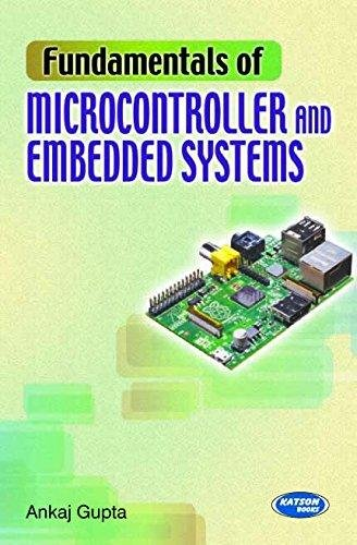 9789350144732: Fundamentals of Microprocessors and Embedded Systems