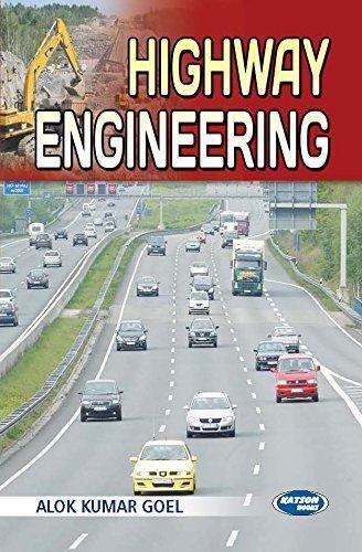 Highway Engineering: Alok Kumar Goel