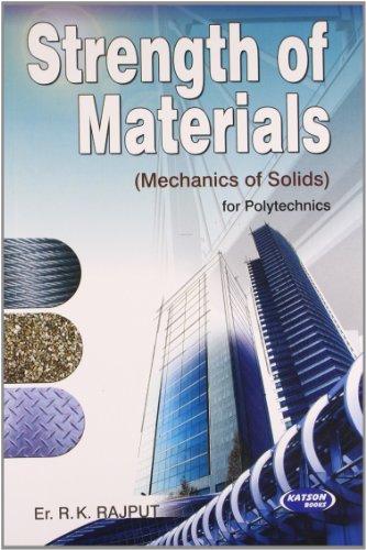 Strength of Materials: R.K.Rajput
