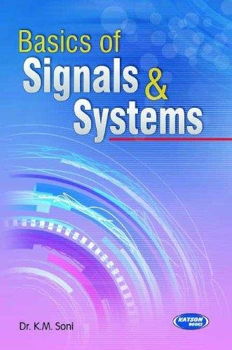 Basics of Signals And Systems: K.M.Soni