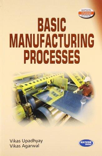 9789350144848: Basic Manufacturing Process