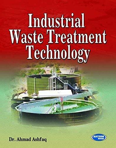 Industrial Waste Treatment Technology: Dr Ahmad Ashfaq