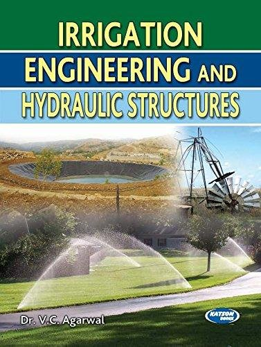 9789350145425: Irrigation Engineering and Hydraulic Structures