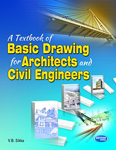 A Textbook of Basic Drawing for Architects