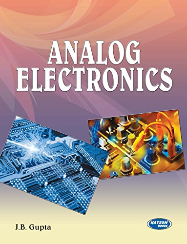 Analog Electronics: J.B. Gupta