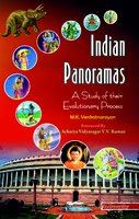 9789350181539: Indian Panoramas: A Study of their Evolutionary Process