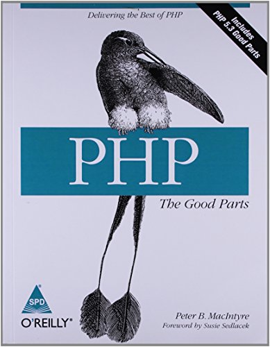 9789350230176: PHP: The Good Parts