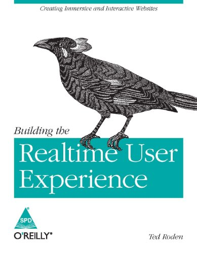 9789350230527: BUILDING THE REALTIME USER EXPERIENCE