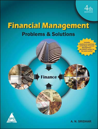 9789350230794: Financial Management Problems and Solutions, 4th Edition