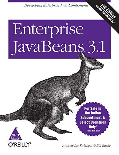 9789350231135: Enterprise JavaBeans 3.1