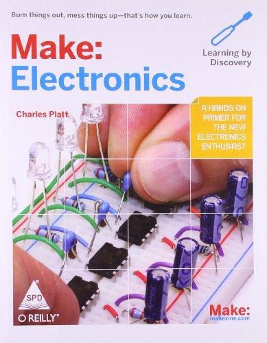 9789350233207: Make: Electronics