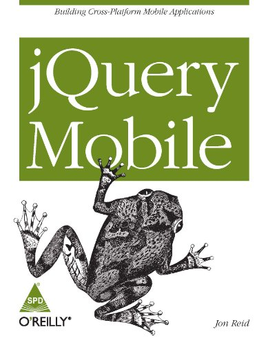 9789350234570: JQUERY MOBILE