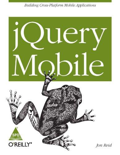9789350234570: JQUERY MOBILE