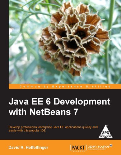 Java EE 6 Development with NetBeans 7: Develop professional enterprise Java EE applications quickly...