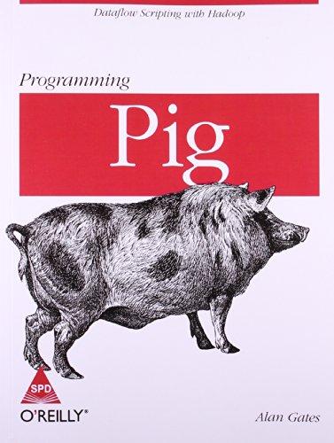 9789350235317: PROGRAMMING PIG