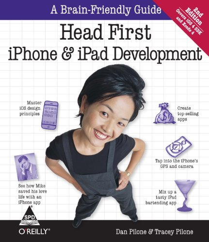 9789350235331: Head First iPhone & iPad Development