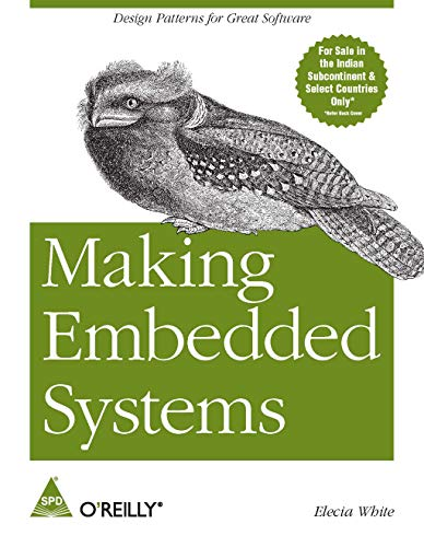 9789350235706: MAKING EMBEDDED SYSTEMS