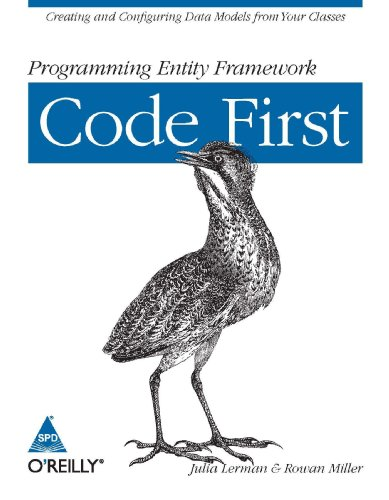 9789350235935: PROGRAMMING ENTITY FRAMEWORK : CODE FIRST