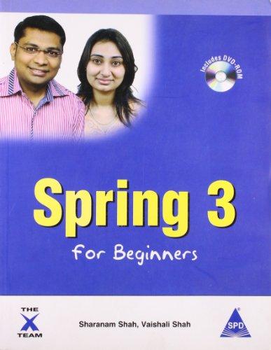 9789350236901: Spring 3 for Beginners