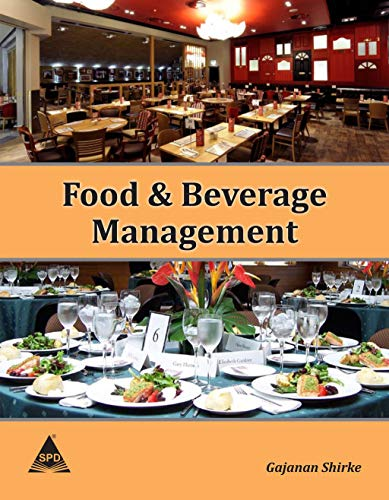 9789350238103: Food and Beverage Management