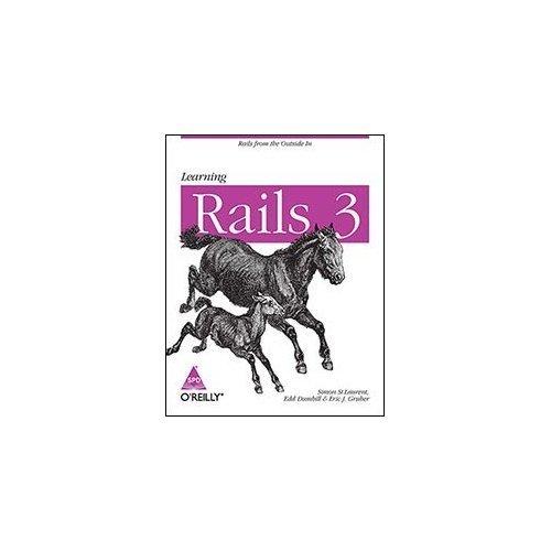 9789350238493: LEARNING RAILS 3
