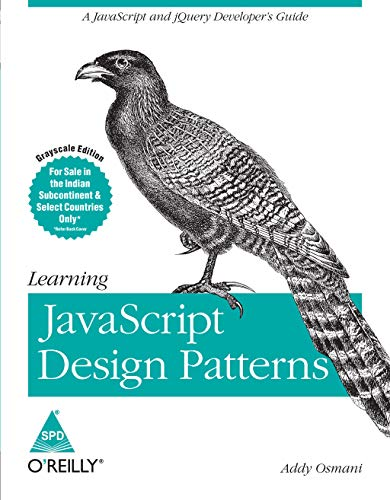 9789350238707: Learning JavaScript Design Patterns