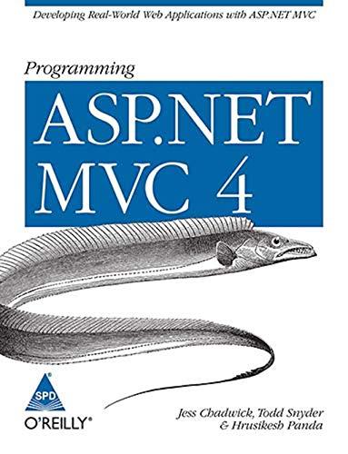 9789350239254: ASP.NET MVC4