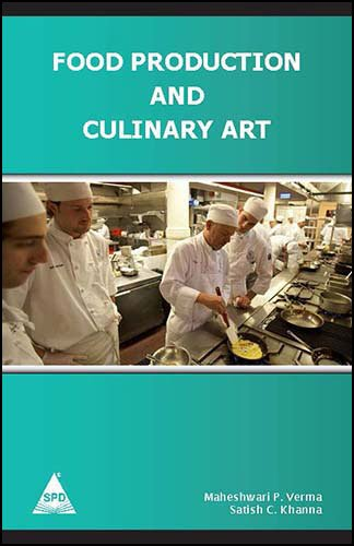 9789350239537: Food Production and Culinary Art
