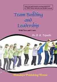 Team Building and Leadership (With Text &: Tripathi, D.K.