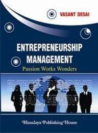 Entrepreneurship Management: Desai, Vasant
