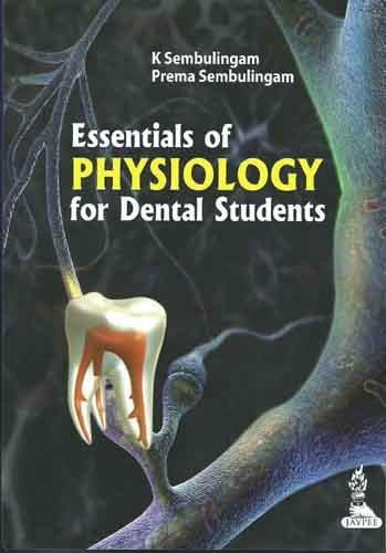 9789350250761: Physiology for Dental Students