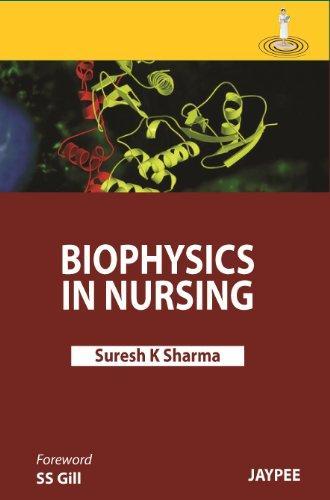 Biophysics in Nursing: Suresh K. Kumar