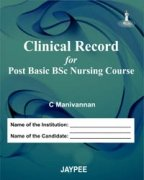 Clinical Course for Post Basic BSc Nursing: C. Manivannan